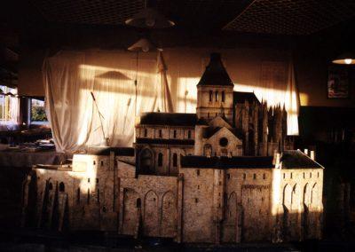 France Miniature: le Mont St Michel