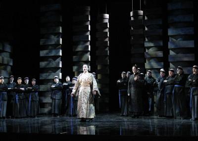 La Flute Enchantée  opéra théâtre Besançon Photos Y