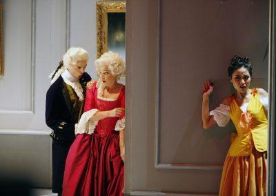 Les Noces de Figaro ( décor et costumes)